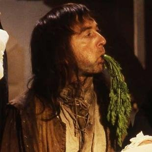 Baldrick and turnip