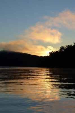 Dawn at Calabash Bay